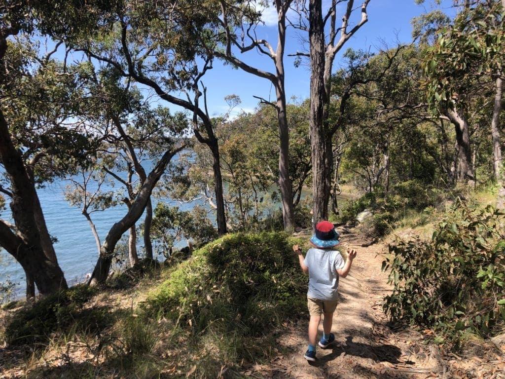 Wangi Wangi Point Walk