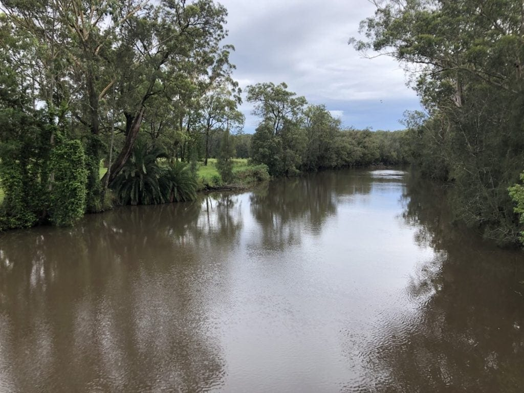 Cooranbong Swing Bridge Dora Creek