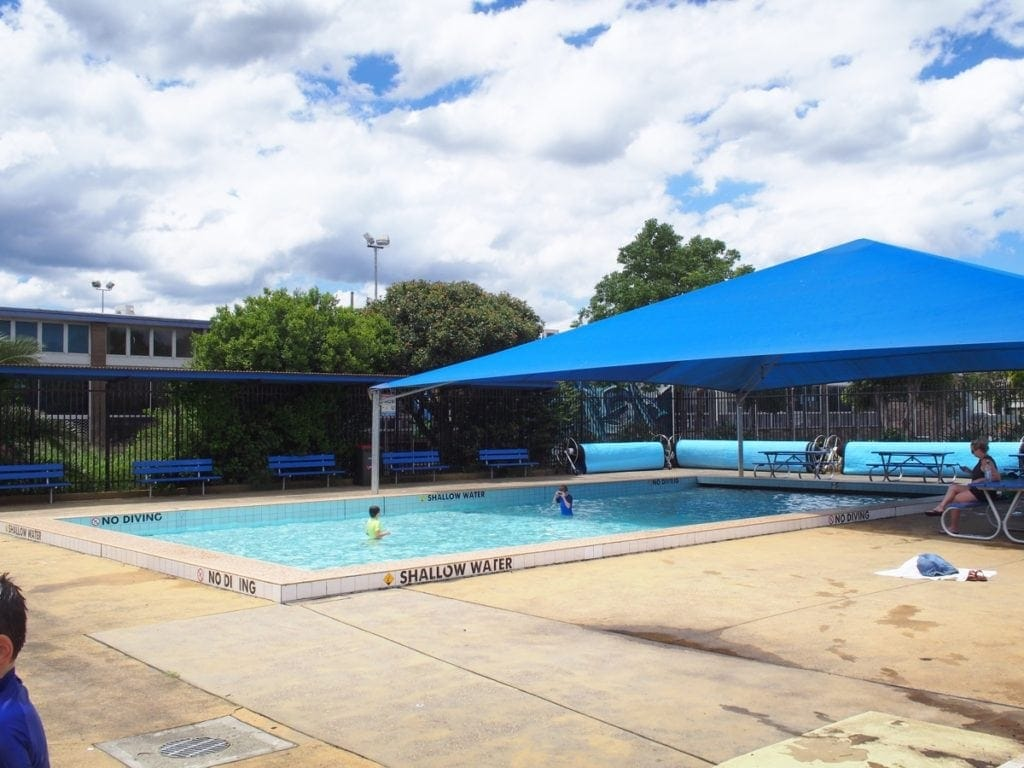 Mayfield Pool