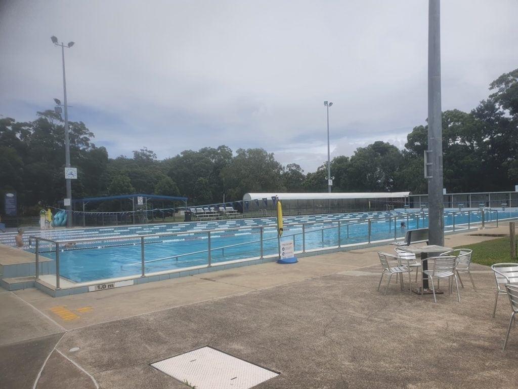 Tomaree Pool