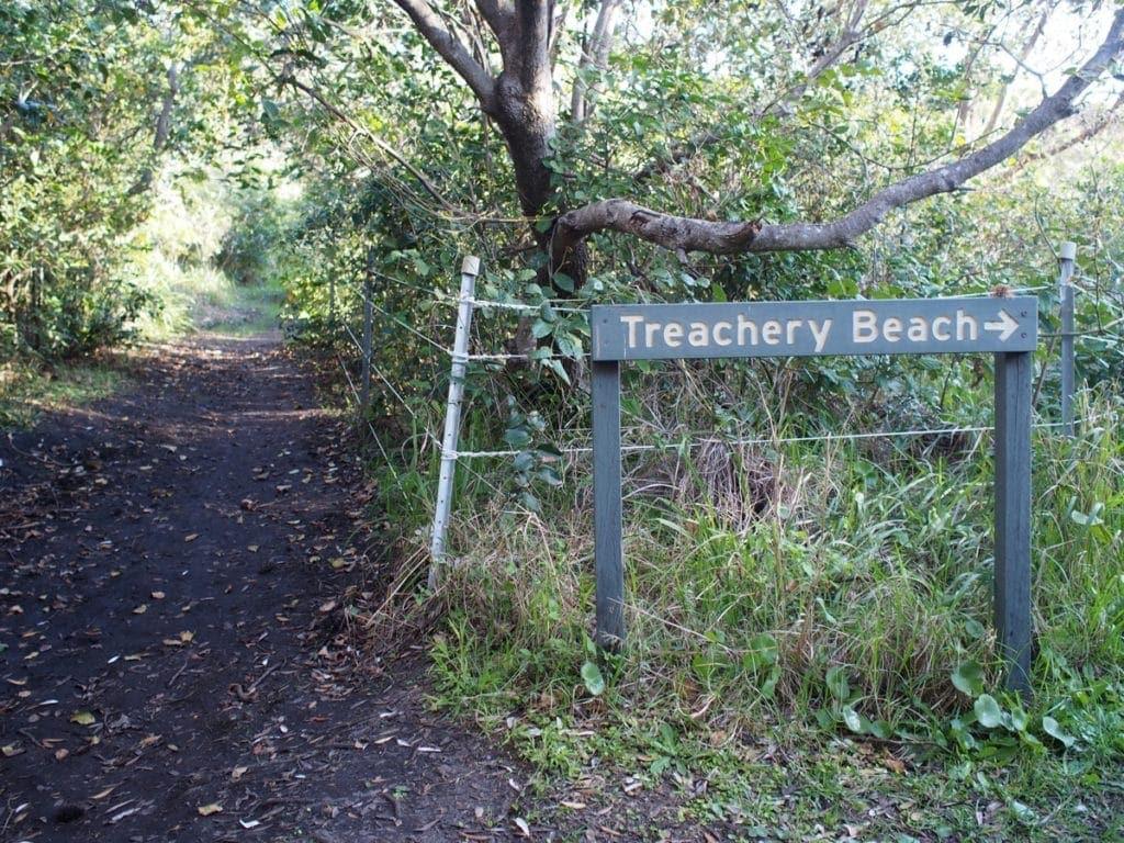 Treachery Beach Headland Walk