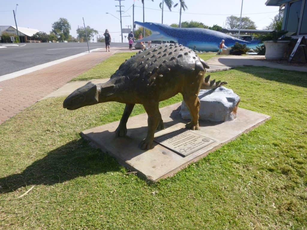 Dinosaurs queensland