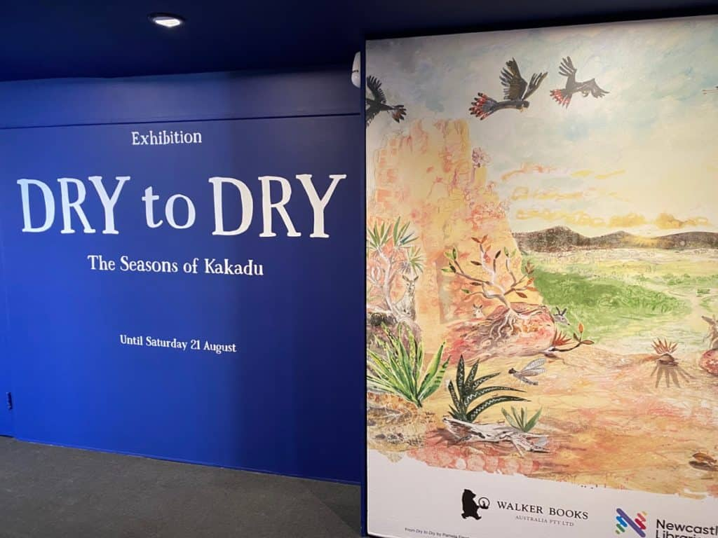 Dry to Dry Exhibition