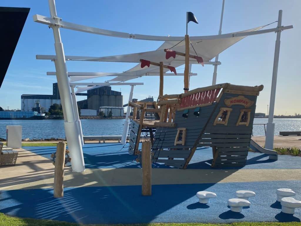 pirate park newcastle