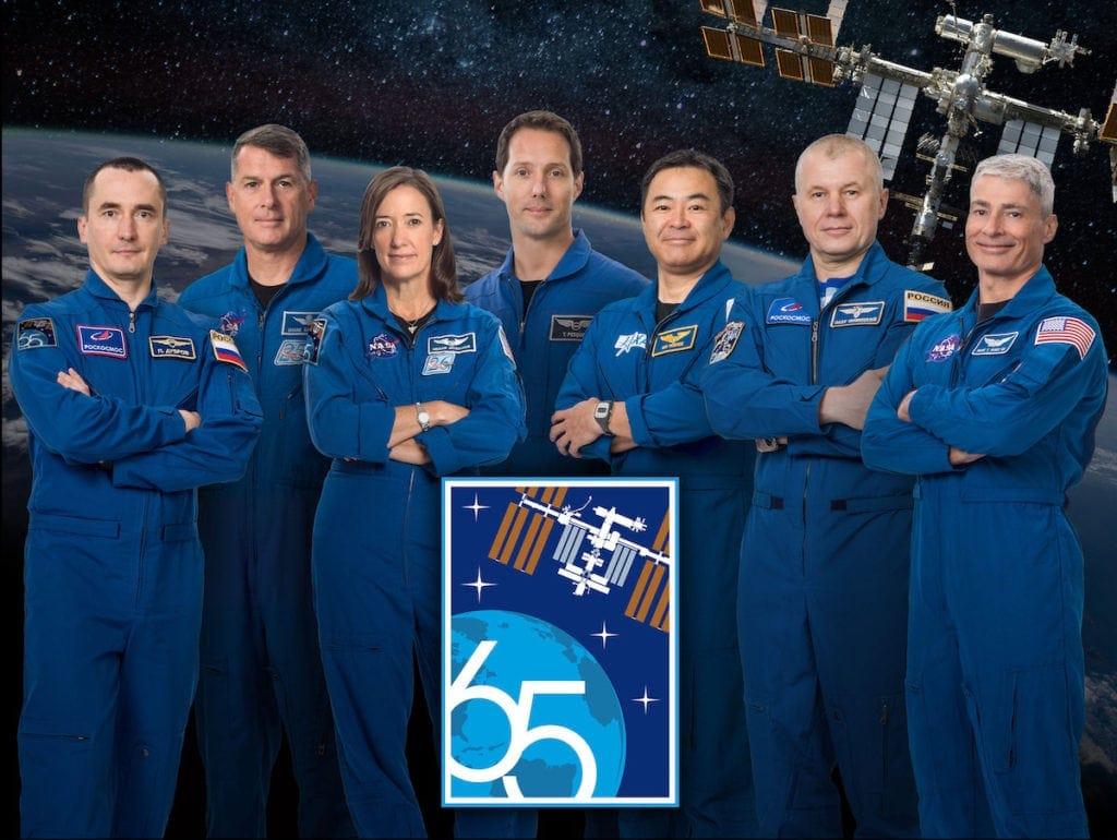 ISS65Crew