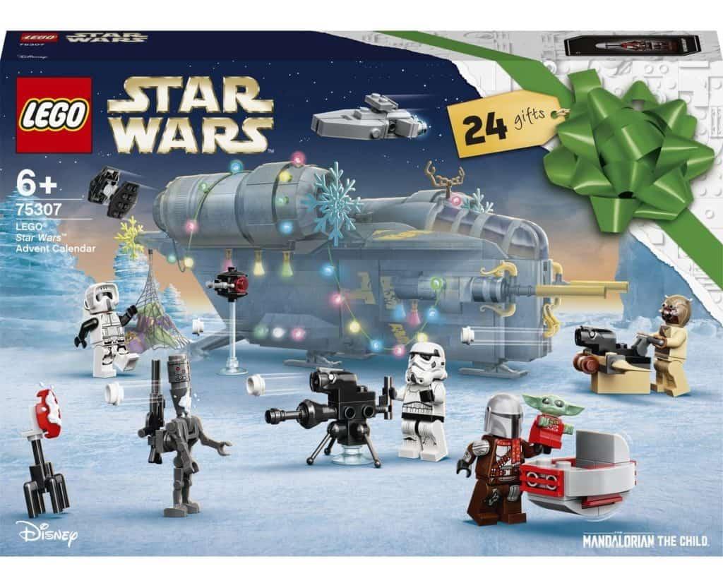 Star Wars Mandalorian LEGO Advent Calendar