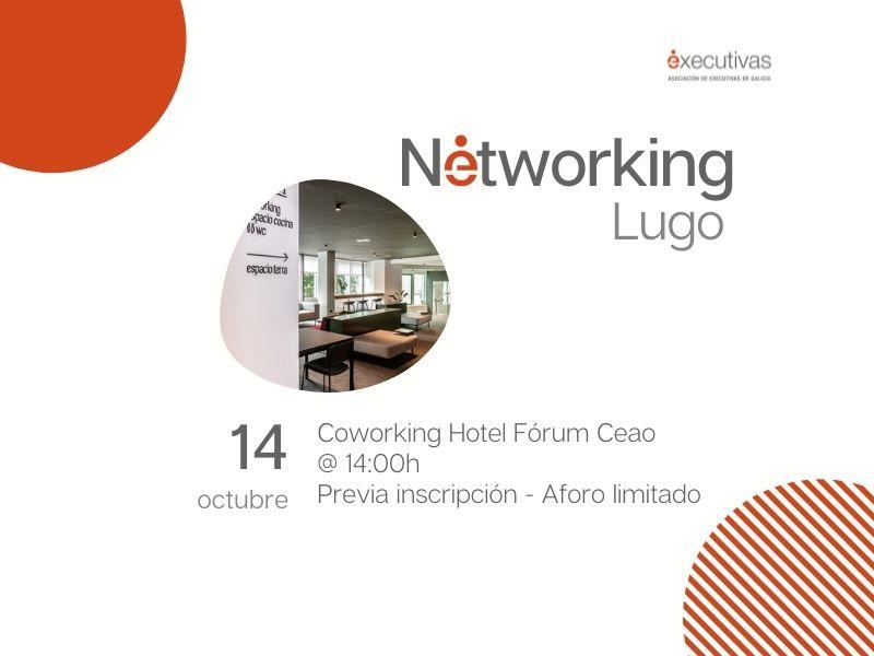 Comida networking en Lugo 14 de octubre