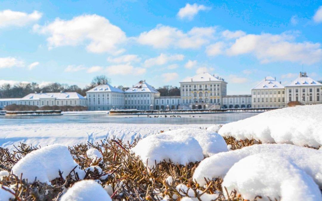 冬のミュンヘンからロケハン写真お届け