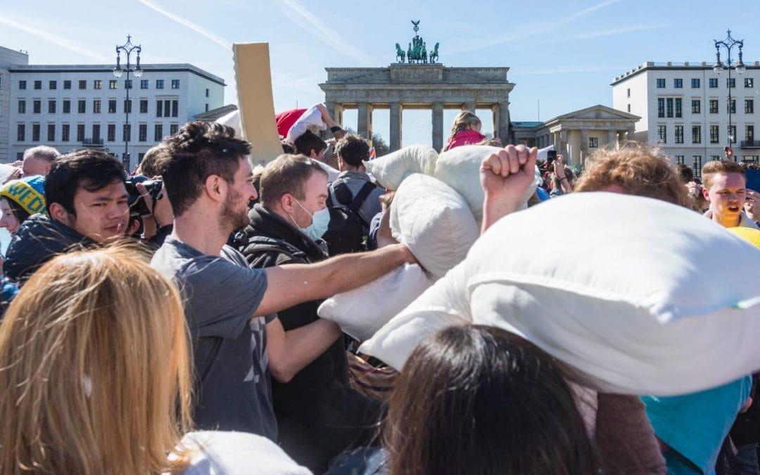 ピローファイトとベルリンハーフマラソン