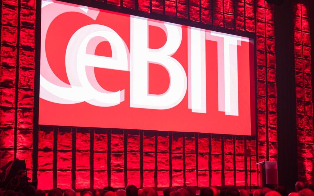 Cebit2017ハノーバー