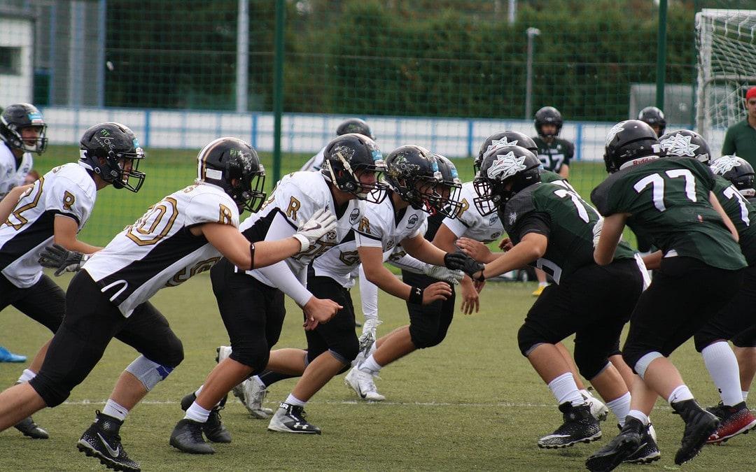 Danube Dragons gegen AFC SonicWall Rangers U15