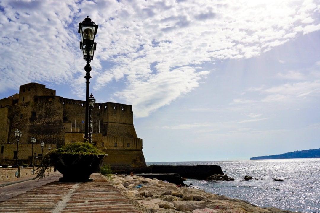Castel Sant'Elmo, Naples, Italy