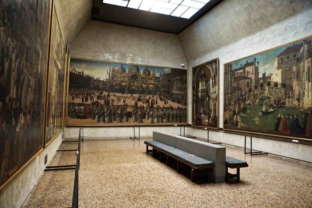 Gallerie dell'Accademia, Venice, Italy – Experiencing the Globe