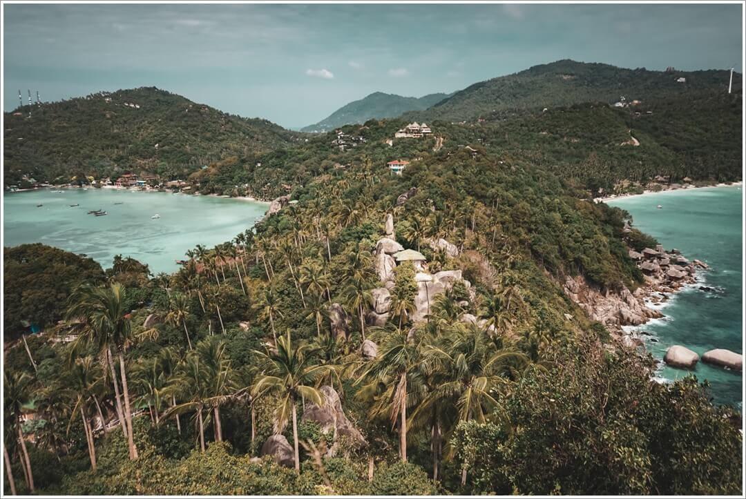 John Suwan Aussichtspunkt Koh Tao
