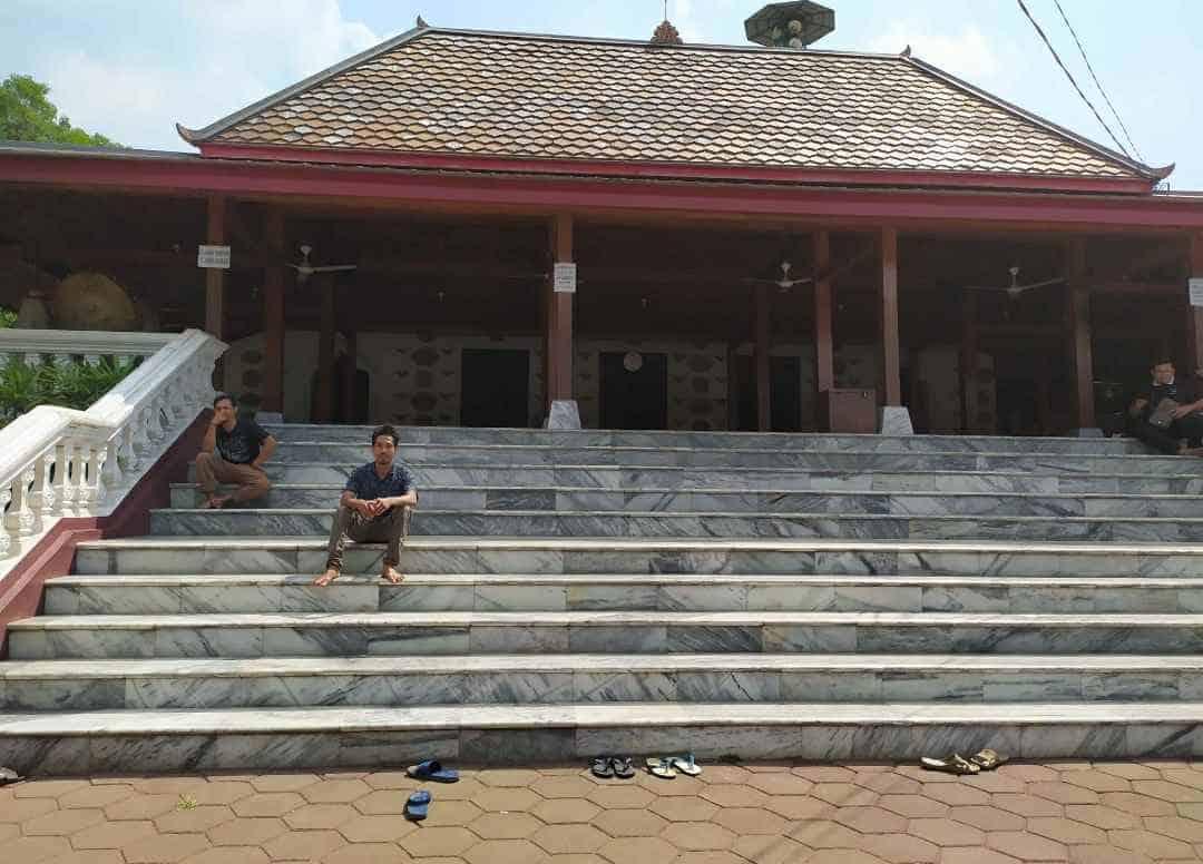 5 Masjid Bersejarah Di Kota Jepara Wajib Tahu