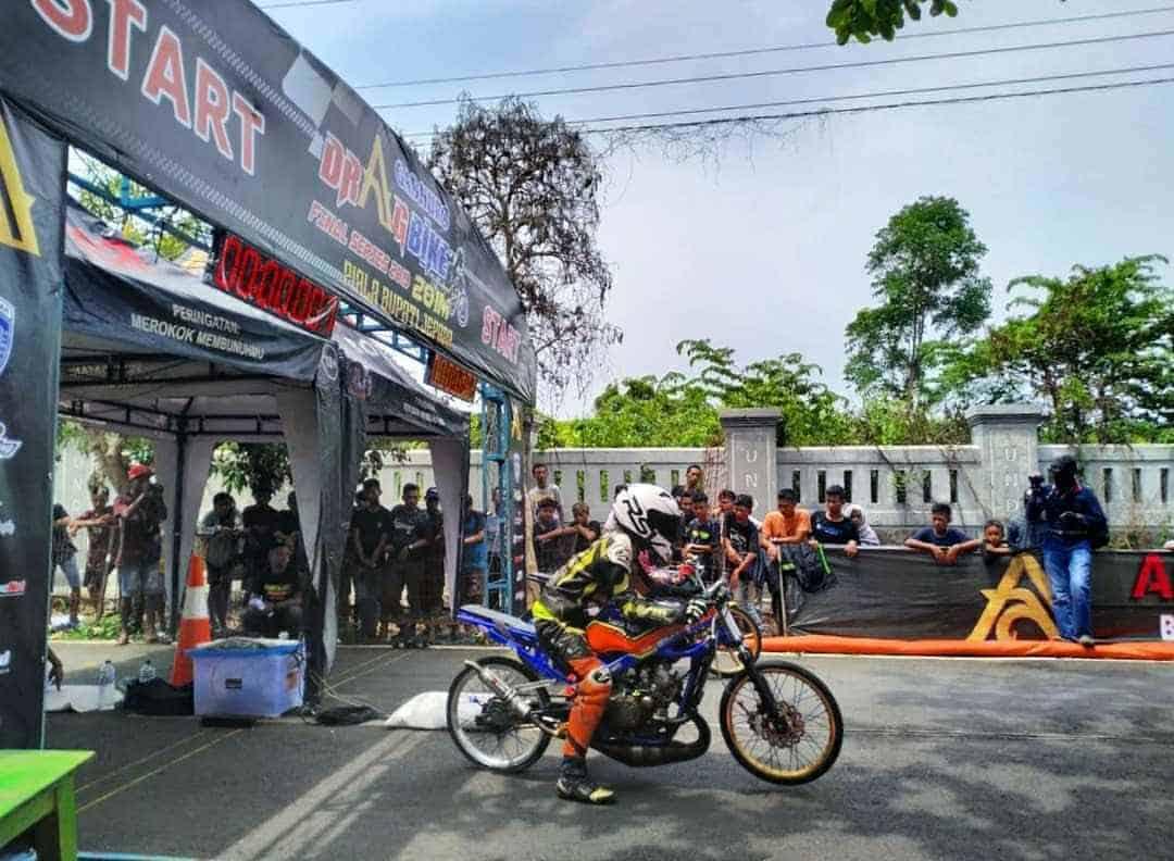 Ratusan Pembalap Ikuti Gandhuro Piala Bupati Jepara 2019