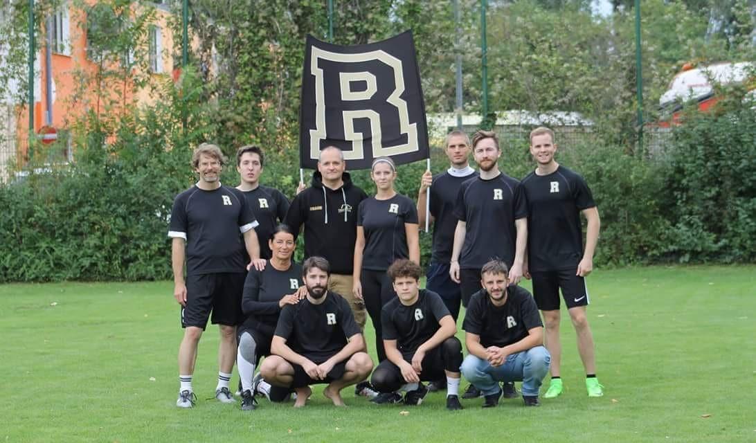 Team Vorstellung Flagfootball