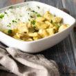 Pollo al curry con latte di cocco Bimby