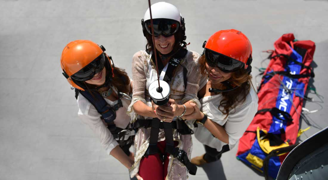 M.A.R.S. (WOMEN FOR SEARCH AND RESCUE INITIATIVES)
