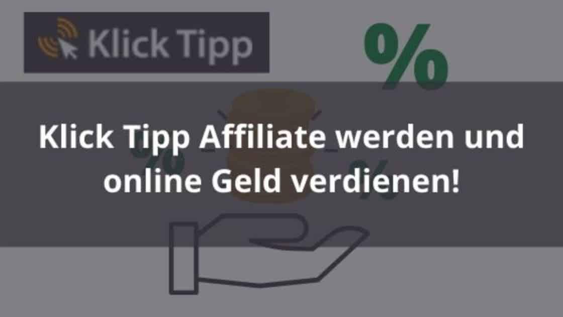 klick tipp affiliate blog banner