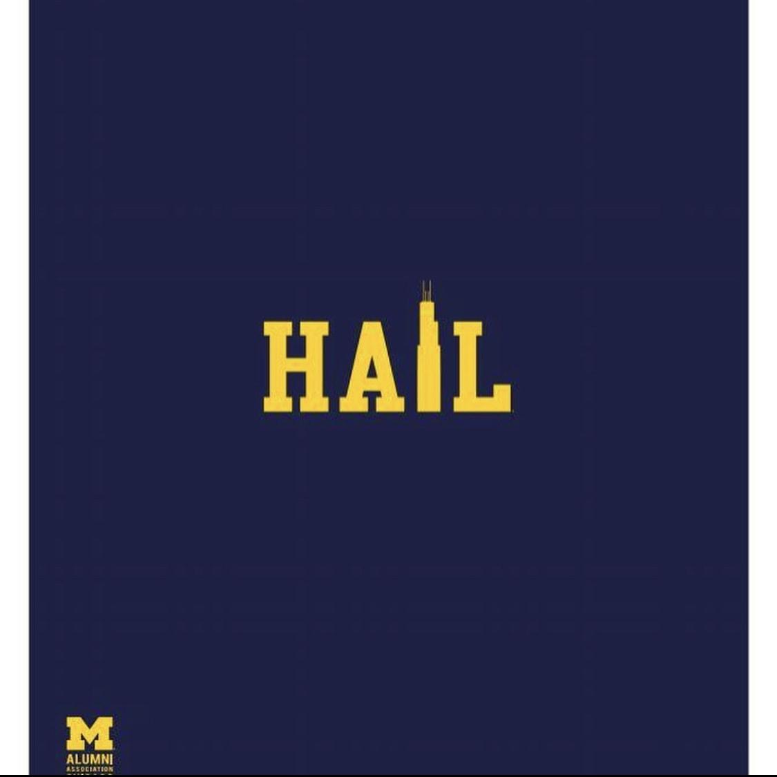 Hail Stadium Blanket