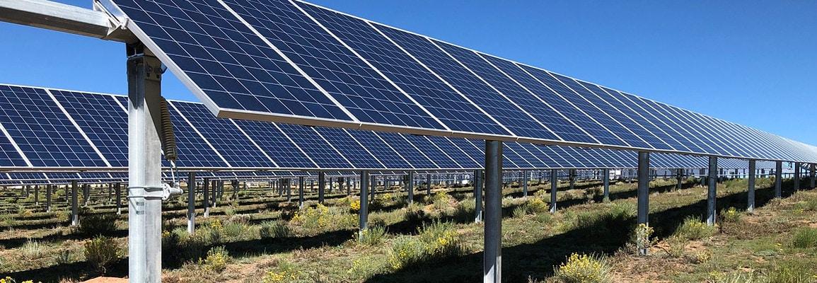 community solar new mexico land