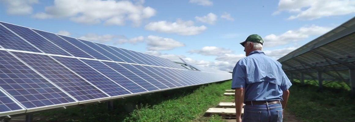 landowner community solar lease
