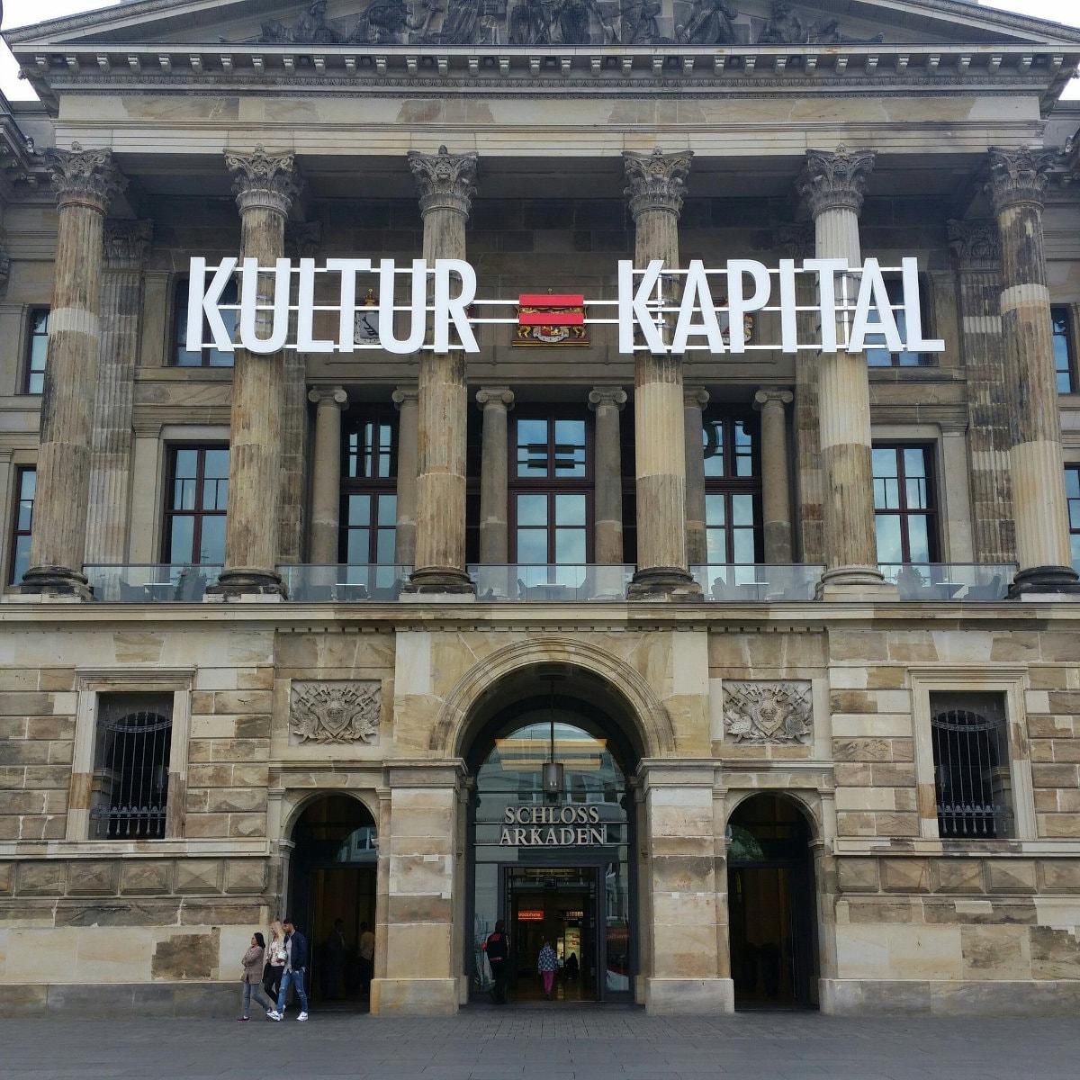 Kultur = Kapital by Oliver Tack | flickr pd