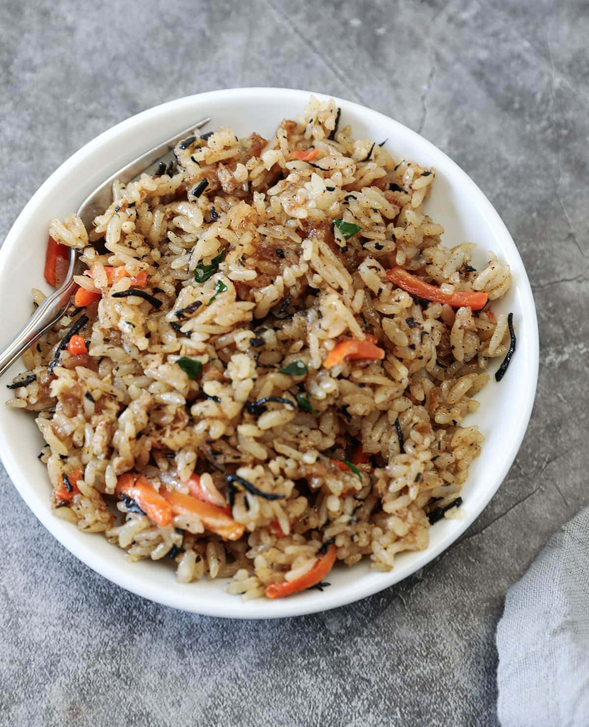 Copycat Trader Joe's Japanese Fried Rice