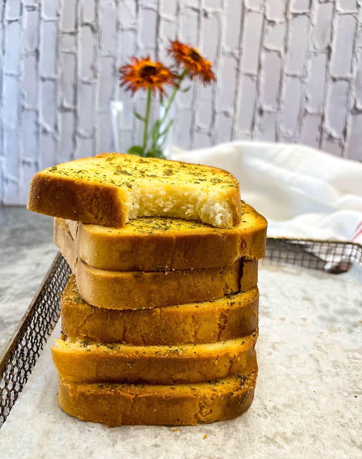 Garlic Bread In Air Fryer