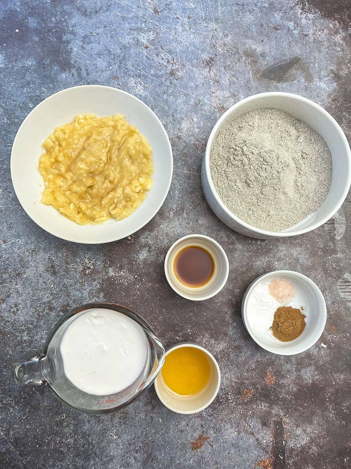 buckwheat pancake ingredients