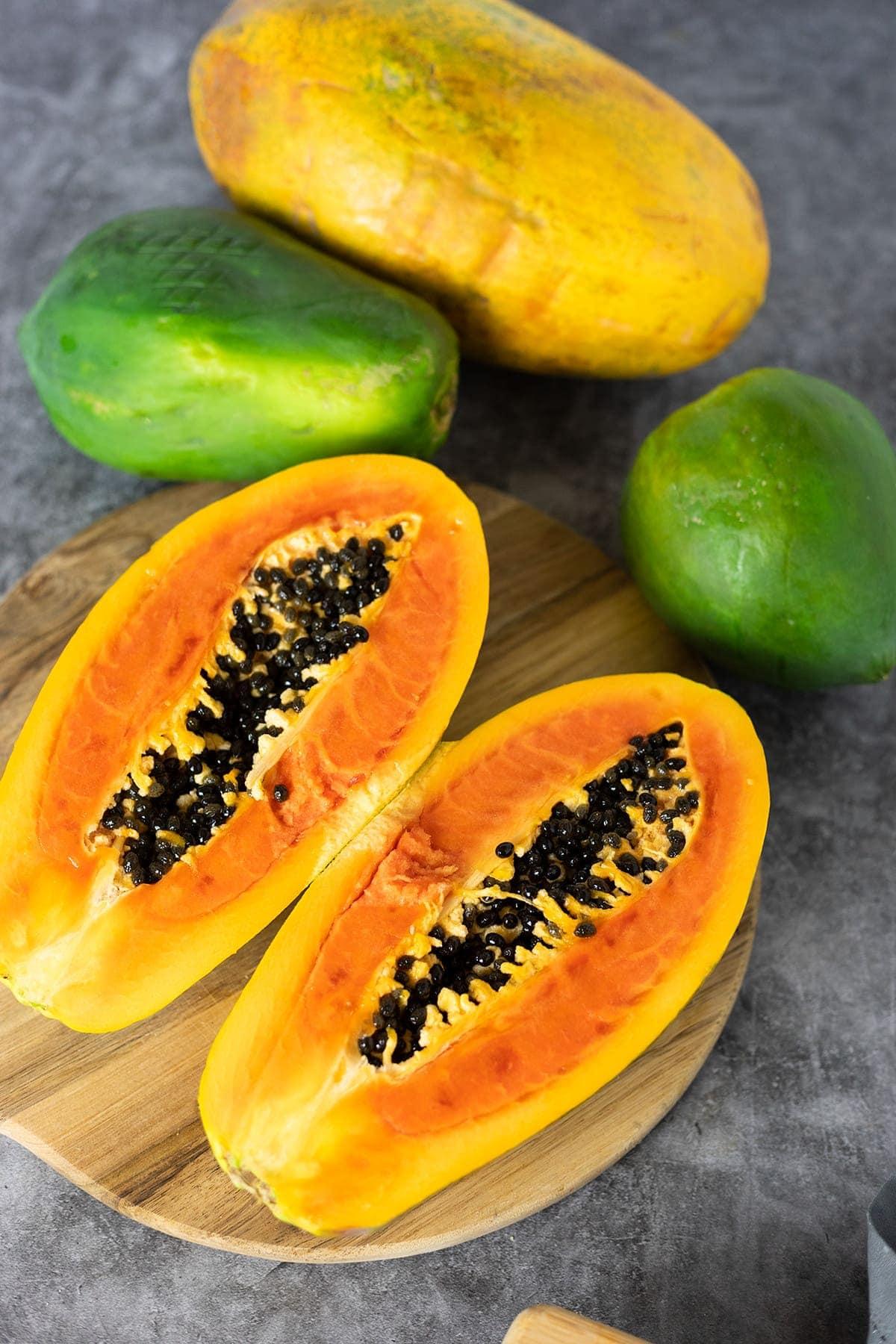 What is papaya?