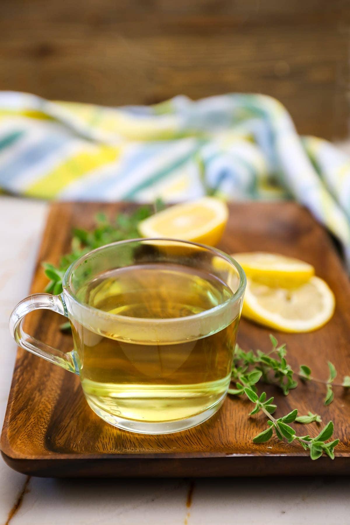Health Benefits Of Oregano Tea
