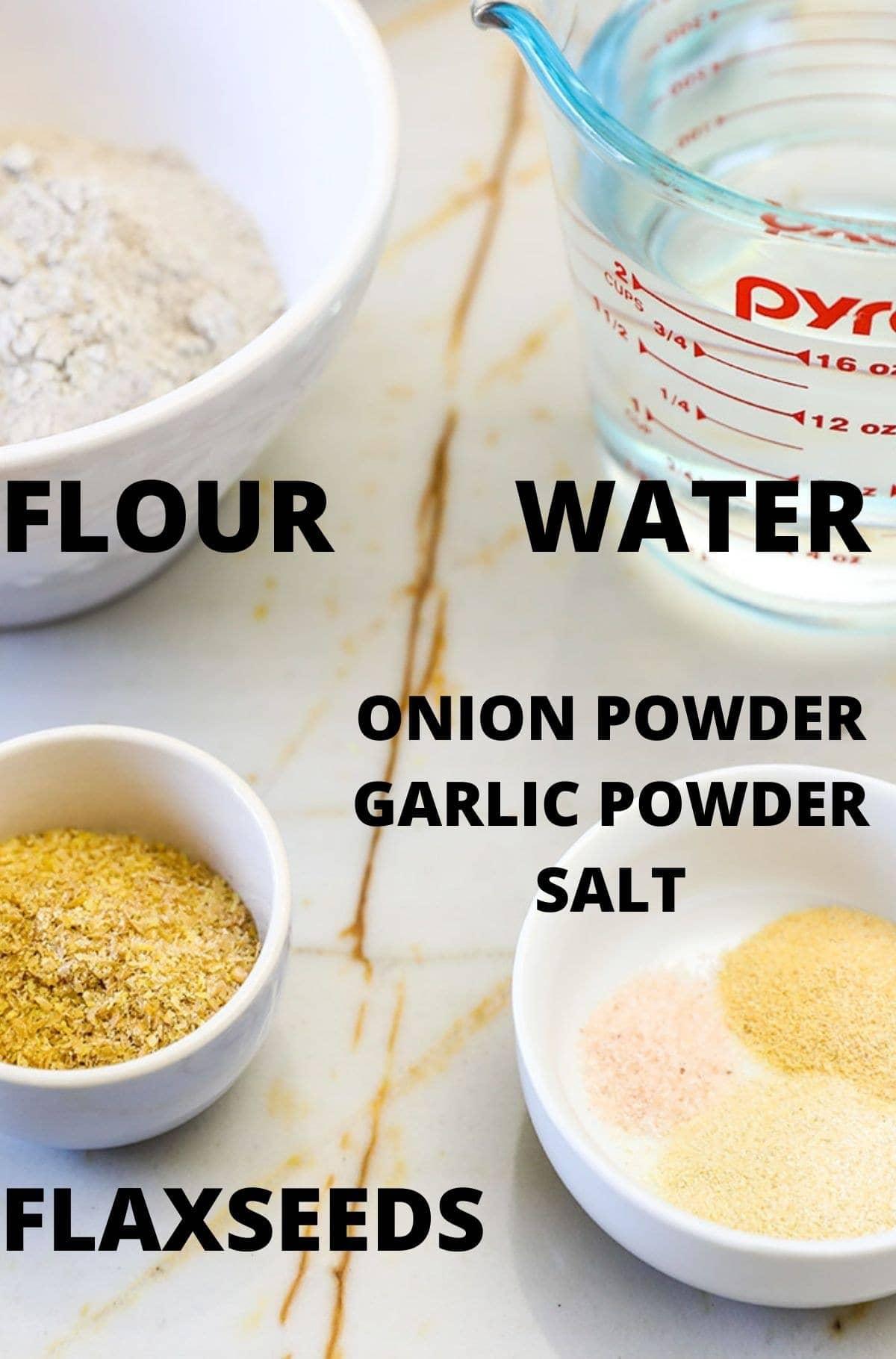 buckwheat crepes ingredients
