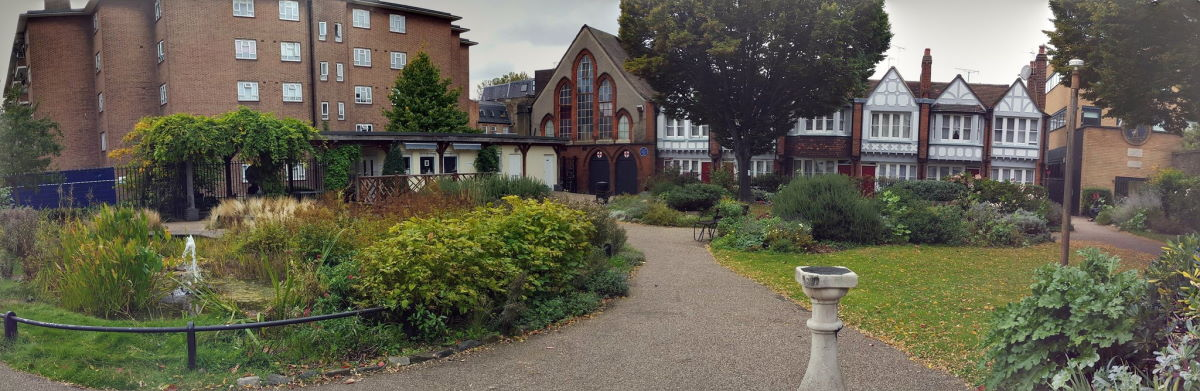 Red Cross Gardens, Soutwark