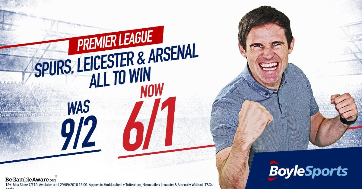 Football Enhanced Odds