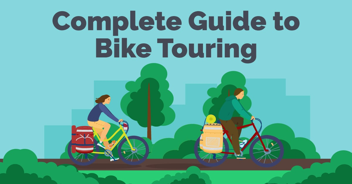 Complete guide to bike touring
