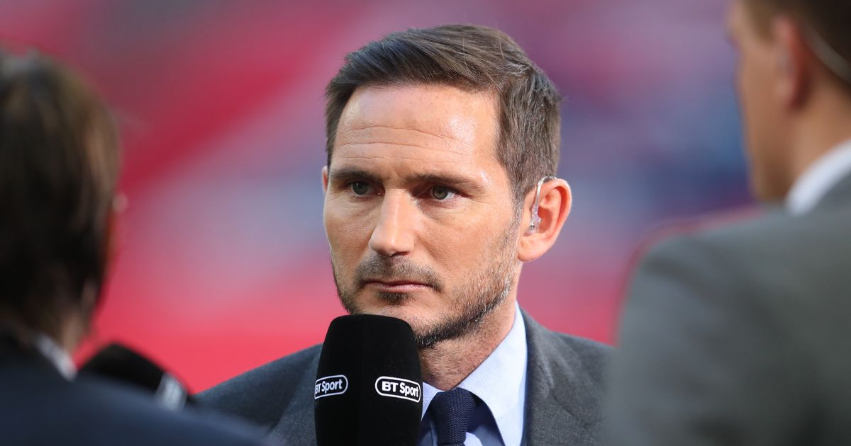 Next Chelsea manager: Frank Lampard