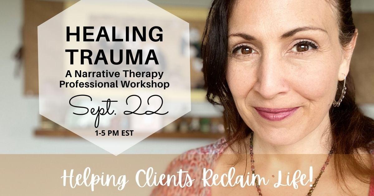healing trauma CEUs