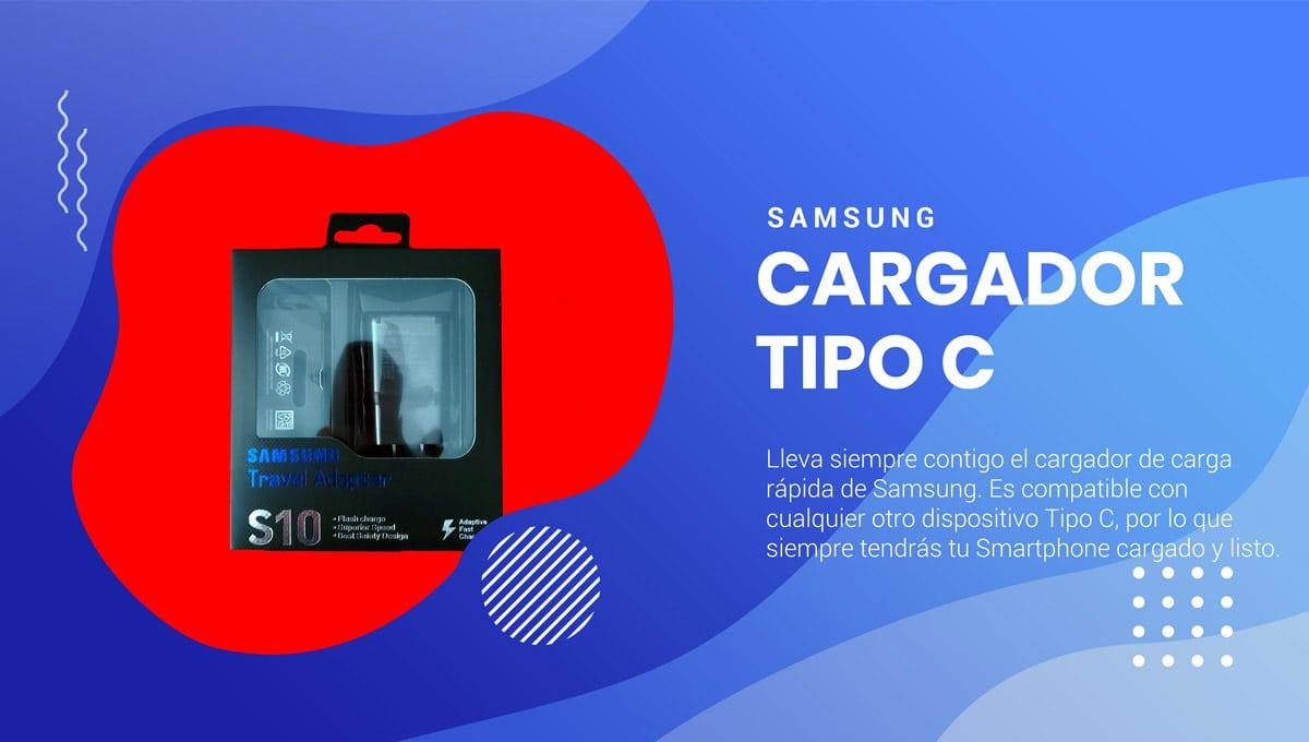 Cargador s10 Tipo C