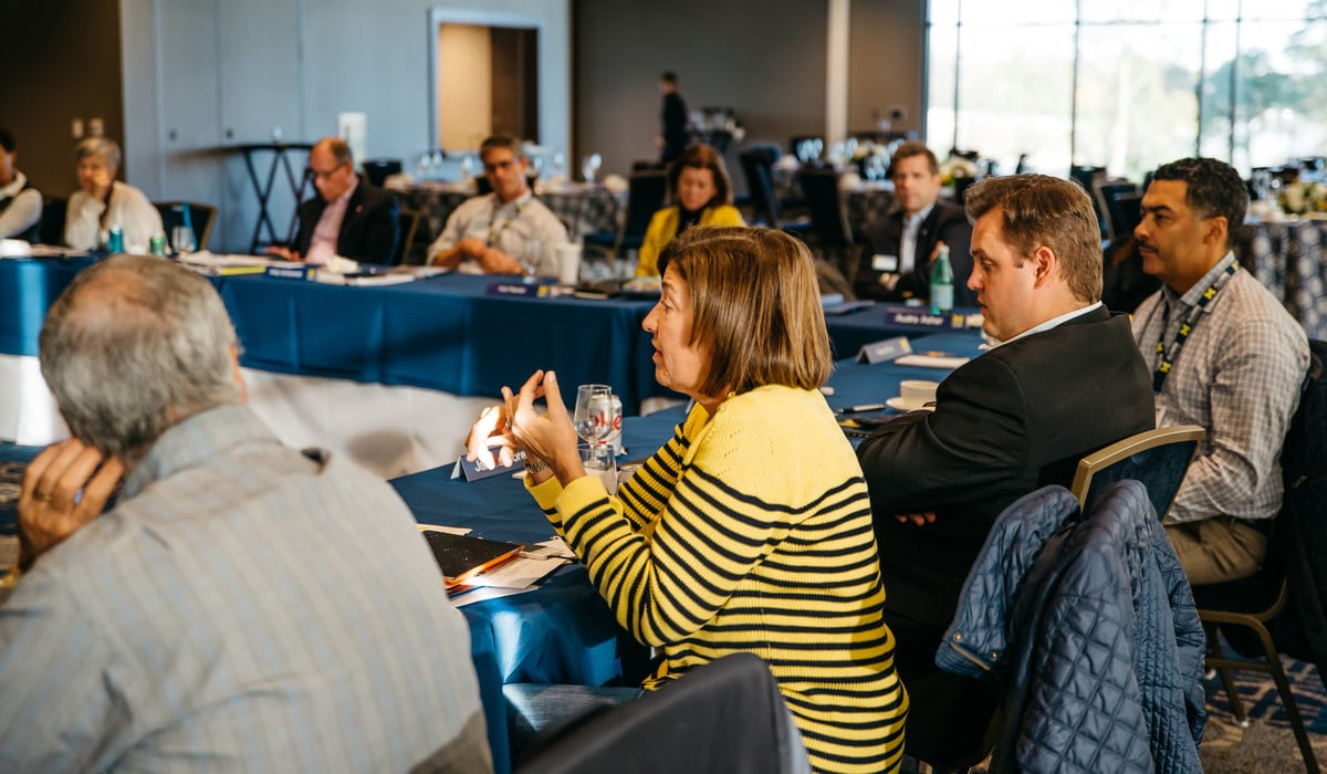 Alumni Association of the University of Michigan Board of Directors Meeting