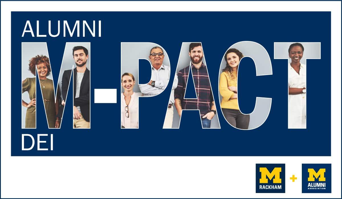 Apply for the Alumni M-Pact DEI Certificate Program