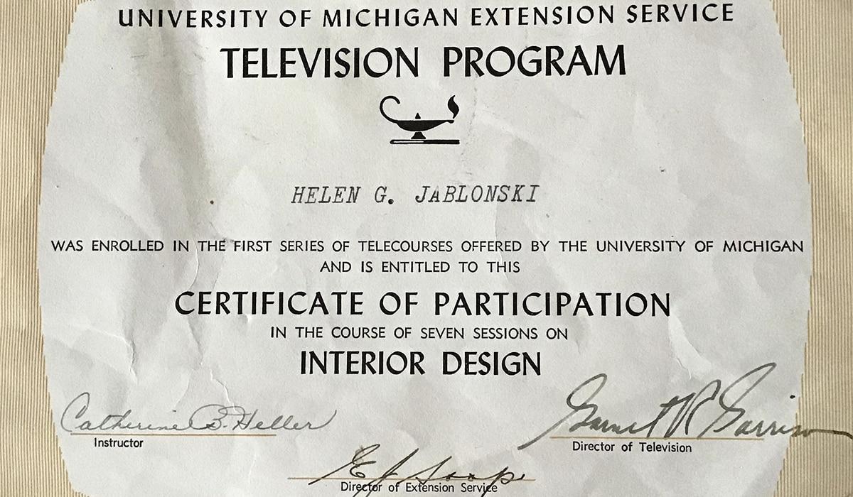 Jablonski Telecourse Feature