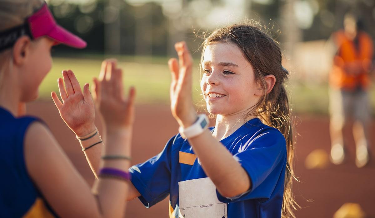 Teamwork In Athletics Club