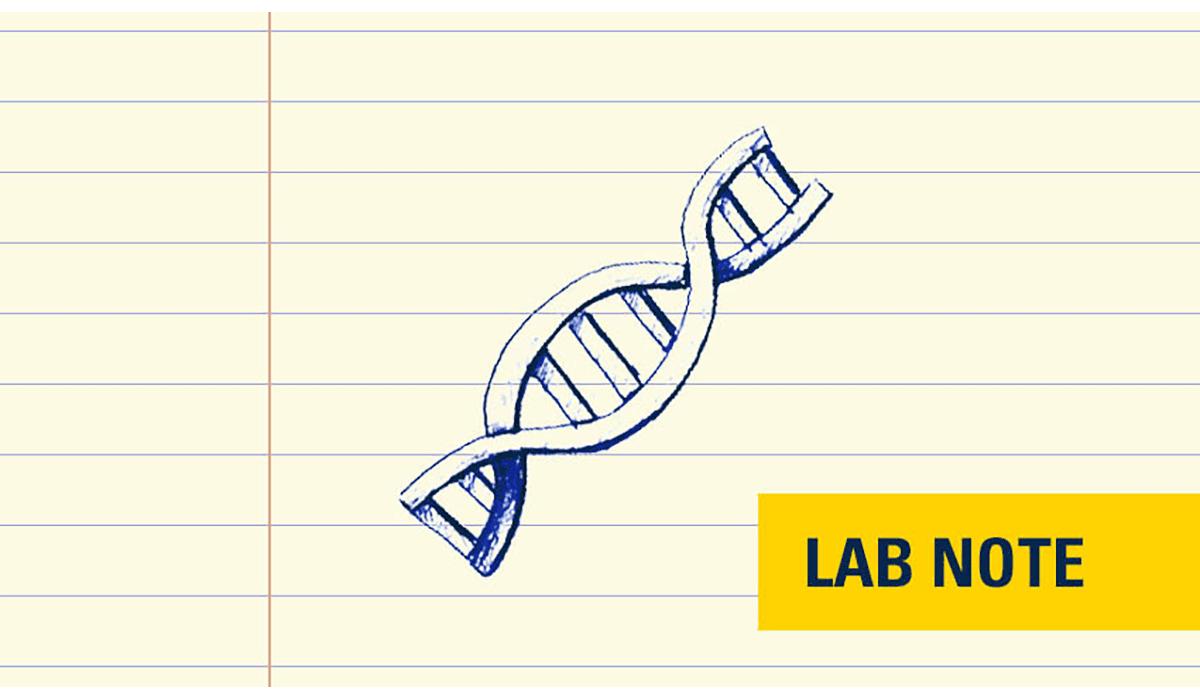 Lab Notes Genetics Badge Yellow Gatewayextension