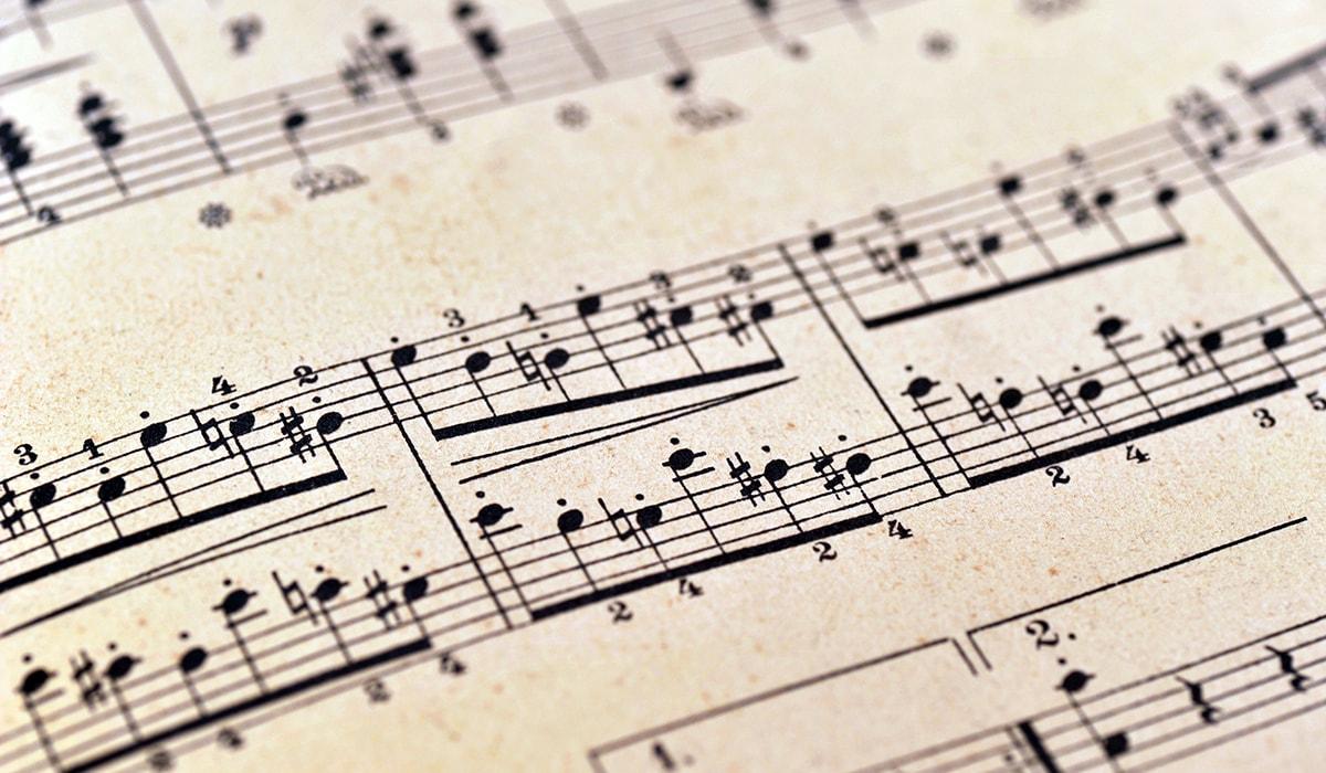 Piano Notes Sheet Music Klaviernoten