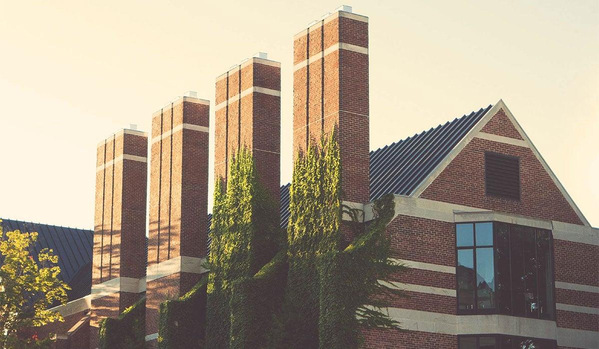 Alumni Center at the University of Michigan in Ann Arbor