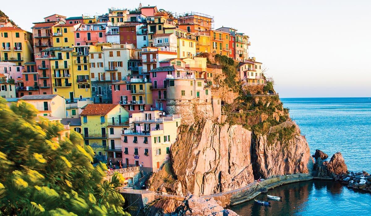Ramblas And Rivieras