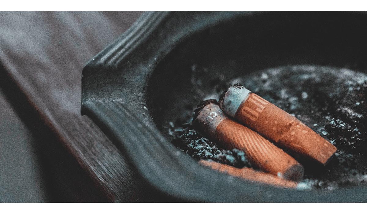 Cigarette Ash Tray Black Gatewayextension