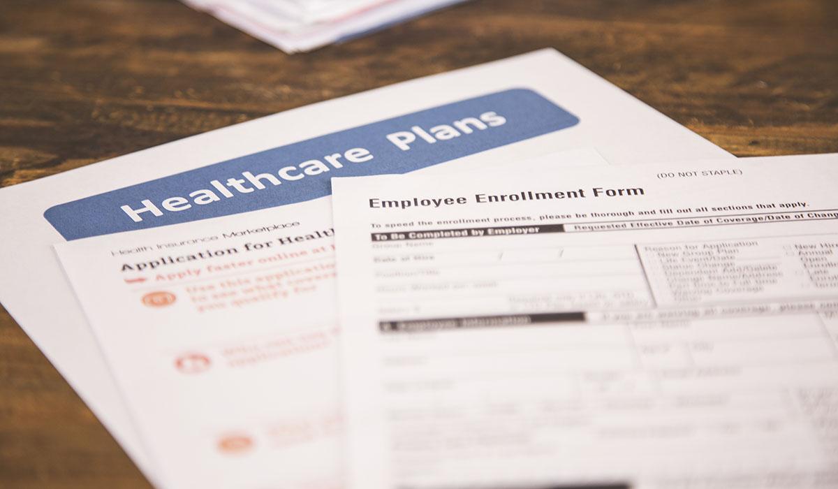 Open Enrollment Healthcare Benefit Forms.